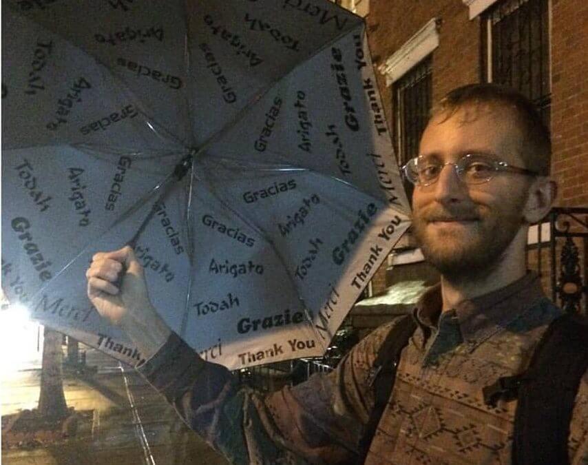 Gratitude Umbrella